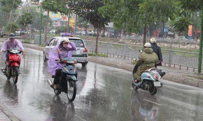 Bất ngờ đón không khí lạnh, Bắc Bộ chuyển mưa rét