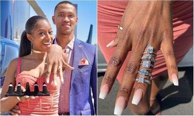 Chàng trai cầu hôn bằng 5 chiếc nhẫn kim cương sang chảnh, bất ngờ lựa chọn của cô gái