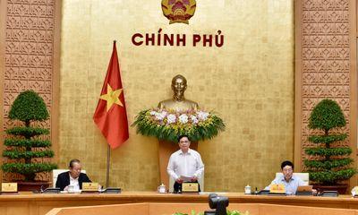 Thủ tướng Phạm Minh Chính chủ trì phiên họp Chính phủ