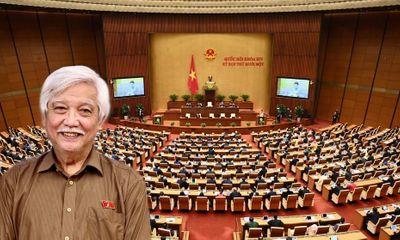"""Ông Dương Trung Quốc kể """"sai sót"""" của mình khi làm đại biểu Quốc hội"""