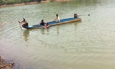 Vụ 3 học sinh tiểu học đuối nước ở Sơn La: Tìm thấy thi thể các nạn nhân dưới bè tre