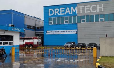 Bắc Ninh: Nhà xưởng bốc cháy trong đêm, 3 công nhân tử vong