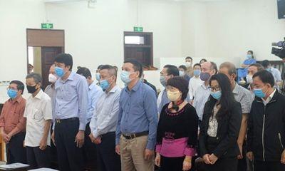 Dàn cựu lãnh đạo trong vụ Gang thép Thái Nguyên nói lời