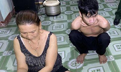 Quảng Ngãi: Con trai giao ma túy cho mẹ cất giữ rồi bán kiếm lời