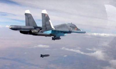 """Tin tức quân sự mới nhất ngày 17/4: IS trả giá đắng trước """"bão"""" đạn khủng khiếp của Nga ở Syria"""