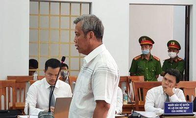 Xét xử đường dây xăng giả của đại gia Trịnh Sướng: Đề nghị thay đổi mức án đối với một bị cáo