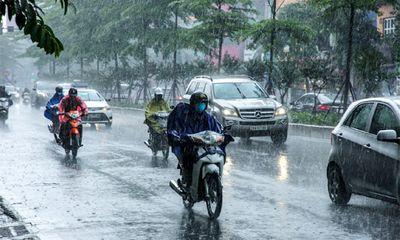 Tin tức dự báo thời tiết mới nhất hôm nay 19/4/2021: Hà Nội sáng sớm có mưa rào rải rác