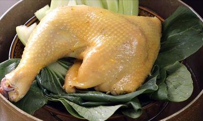 Gà hấp cùng loại rau này đảm bảo thịt mềm, ngọt nước, ngon khó cưỡng