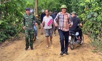 Gần 100 công an vây bắt đối tượng trốn trại giam trong rừng Mò Ó
