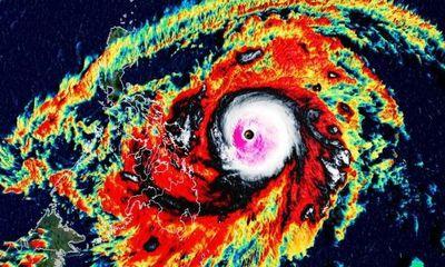 Siêu bão Surigae giật trên cấp 17 có đổ bộ vào biển Đông?