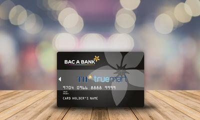 Hưởng trọn tiện ích tối ưu từ thẻ đồng thương hiệu BAC A BANK - TH truemart