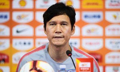HLV Park Choong-kyun được bổ nhiệm vào vị trí HLV trưởng của Hà Nội FC