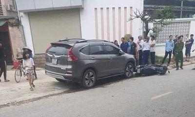 Mẹ cùng con trai 1 tuổi tử vong thương tâm sau tai nạn ở Phú Thọ