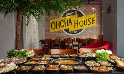 Quyền lợi tiêu dùng - Ăn Buffet lẩu nướng view hồ Tây cực sang chảnh với giá chỉ 269k tại nhà hàng Ohcha