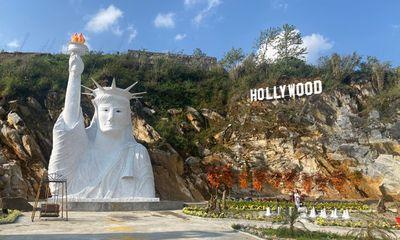 Sa Pa: Lập đoàn kiểm tra công trình tượng Nữ thần tự do bản