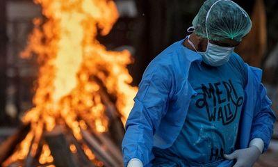 Ấn Độ: Lò hỏa táng