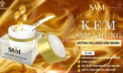 Xã hội - Bộ sản phẩm cao cấp tái tạo da Sam Nature chính thức ra mắt tại Việt Nam
