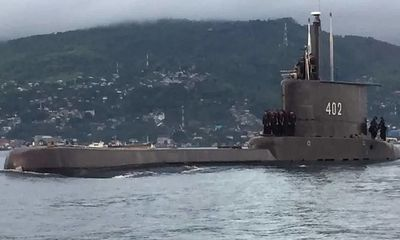 Tàu ngầm Indonesia chở 53 thủy thủ bị mất tích trong lúc tập trận