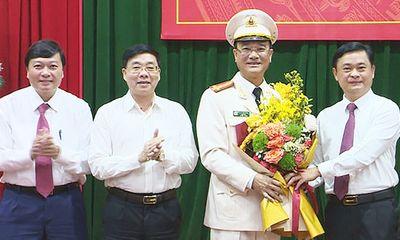 Giám đốc Công an tỉnh Nghệ An vừa được bổ nhiệm là ai?