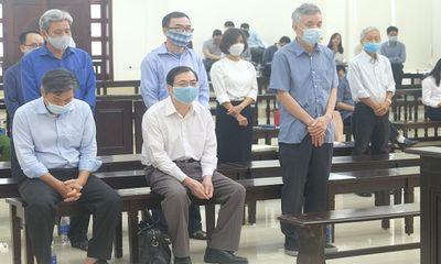 Ông Vũ Huy Hoàng khai gì về bà Hồ Thị Kim Thoa?