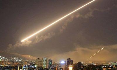 Tình hình chiến sự Syria mới nhất ngày 22/4: Phòng không Syria lại đẩy lùi tên lửa Israel