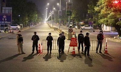 Tướng quân đội Campuchia bị bắt vì vận chuyển trái phép 28 người Trung Quốc
