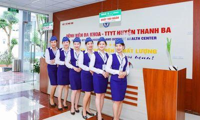 Trung tâm y tế huyện Thanh Ba (Phú Thọ): Xây dựng mô hình bệnh viện thân thiện và chất lượng