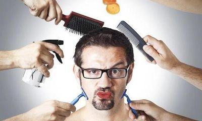 Chụp ảnh làm CCCD gắn chip có được nhuộm tóc rực rỡ, để râu?