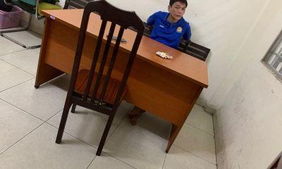 Hà Nội: CSGT truy bắt cướp điện thoại trên phố cổ như phim hành động