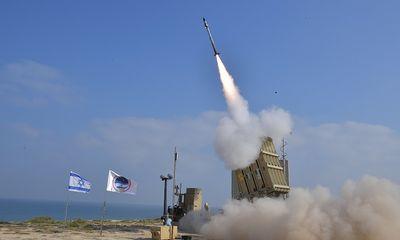 Toàn bộ hệ thống đánh chặn nhiều tầng của Israel