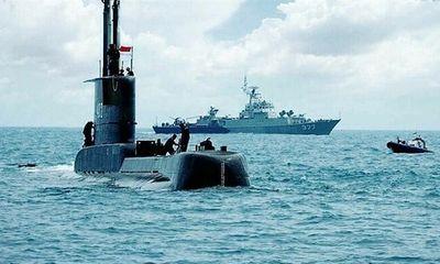 Vụ tàu ngầm Indonesia mất tích: Nhiều nước hỗ trợ tìm kiềm, dưỡng khí chỉ đủ 3 ngày