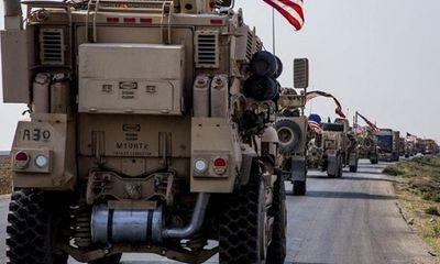 Tình hình chiến sự Syria mới nhất ngày 23/4: Xe quân sự hạng nặng của Mỹ trúng bom