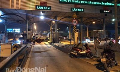Tông thẳng xe máy vào trạm thu phí trong đêm, thanh niên 21 tuổi tử vong thương tâm