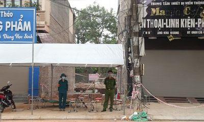 Vĩnh Phúc: Phát hiện bom nặng 340kg, sơ tán dân cư trong bán kính 500m để di dời