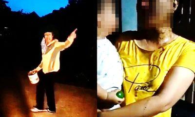 Vụ bé trai 2 tuổi và mẹ bị đổ phân lên người ở Phú Yên: Tình hình sức khỏe nạn nhân
