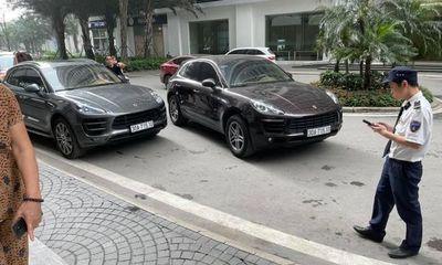 Vụ 2 xế hộp sang trùng biển số xe: Truy tìm tài xế xe Porsche Macan dùng biển giả