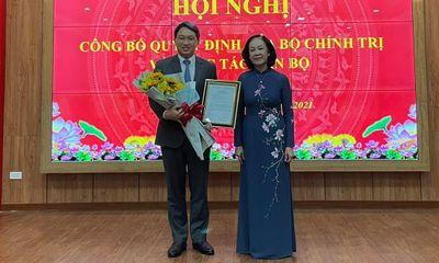 Phó Chánh văn phòng Trung ương giữ chức Bí thư Tỉnh ủy Khánh Hòa