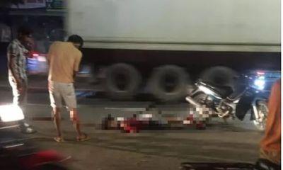 Án mạng lúc nửa đêm ở Đồng Nai, thanh niên khoảng 20 tuổi bị chém gục trên đường