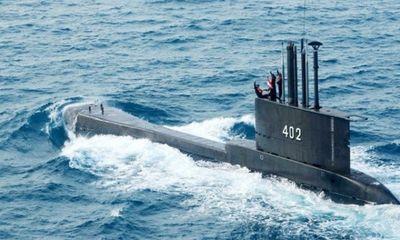 Chạy đua với thời gian để tìm kiếm tàu ngầm Indonesia mất tích