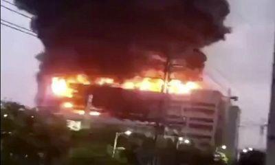 Cháy dữ dội tại nhà máy đối tác của Apple ở Trung Quốc, 8 người thiệt mạng