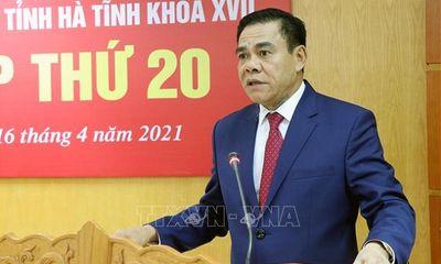 Thủ tướng phê chuẩn ông Võ Trọng Hải giữ chức Chủ tịch UBND tỉnh Hà Tĩnh