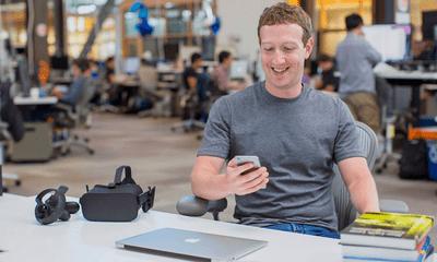 Tin tức công nghệ mới nóng nhất hôm nay 25/4: Ông chủ Facebook nhận bão like với bài đăng chỉ có 1 câu