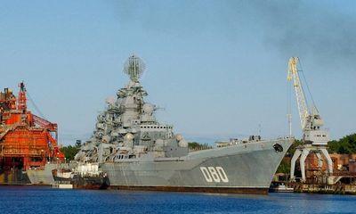 Nga sẽ sở hữu tàu chiến mạnh nhất thế giới sau khi nâng cấp tàu tuần dương Đô đốc Nakhimov