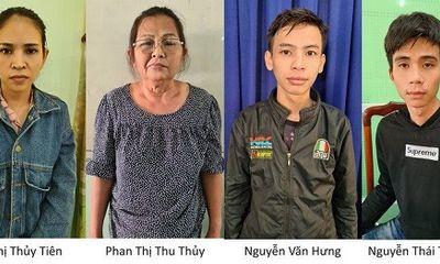 Bình Dương: Triệt phá điểm ma túy lớn, bắt giữ mẹ con