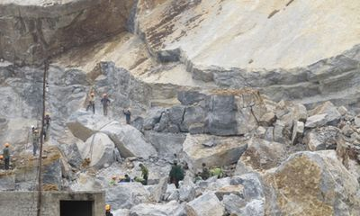 Vụ thi thể 2 người tại bãi khai thác đá: Lộ diện nghi can 34 tuổi