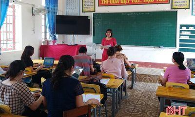 Thành lập 21 hội đồng lựa chọn sách giáo khoa lớp 2 và lớp 6 tại Hà Tĩnh