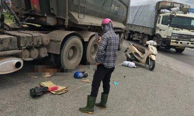 Tin tai nạn giao thông mới nhất ngày 26/4: 2 mẹ con tử vong thương tâm dưới bánh xe đầu kéo