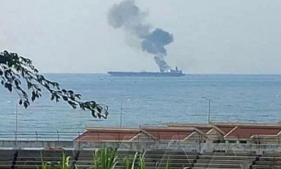 Tin tức quân sự mới nhất ngày 25/4: Tàu Iran bị UAV tấn công ngoài khơi Syria