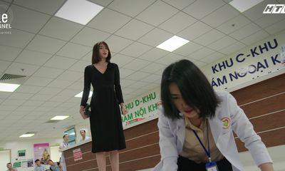 Cây Táo Nở Hoa tập 10: Châu bị vợ nhân tình dằn mặt giữa chốn thanh thiên bạch nhật
