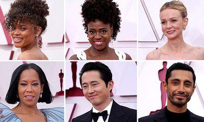 Lễ trao giải Oscar 2021: Dàn nghệ sĩ nổi tiếng quy tụ tại thảm đỏ với những